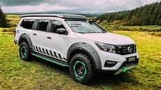 Render New 2017 Nissan Frontier Navara Suv Enguard