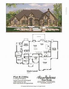 rambler ranch house plans r 2380a with images rambler house plans building a