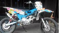 Jupiter Z Modif Trail by Modifikasi Rangka Jupiter Mx Modif Trail Grasstrack