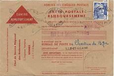 la poste envoi contre remboursement lexique philat 233 lique