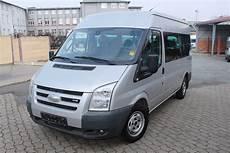 Ford 9 Sitzer - ford transit 9 sitzer berger reisemobile