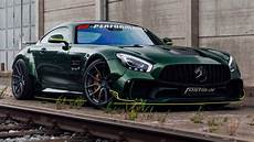 Mercedes Amg Gt Looks And Green With 650 Horsepower