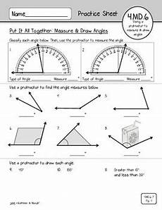 4 md 6 4 md 7 practice sheets measure additive angles
