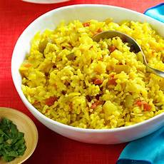 texas style spanish rice recipe taste of home