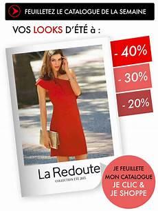 catalogue la redoute gratuit shopping 224 40 la redoute nouveau catalogue les prix s envolent sur les looks 233 t 233