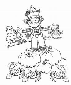 fall coloring page print fall pictures to color at