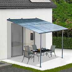 3 3m wall mounted canopy outdoor awning aluminuim sun shade shelter countertop ebay