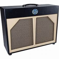 65s 2x12 guitar speaker cabinet blue line black musician s friend