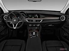2018 alfa romeo stelvio pictures dashboard u s news world report