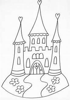 malvorlage schloss m 228 rchenschloss coloring 4