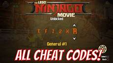 Lego Ninjago Malvorlagen Hack The Lego Ninjago All Codes How To