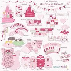 printable kit a imprimer princesse www fetesetmalices