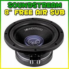 soundstream rf 8w 8 034 free air sub subwoofer holden ford