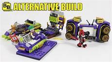 lego batman 70906 alternative build joker s crib