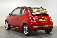 Fiat 500 Cabrio Gebraucht - used 2013 fiat 500c 1 2 lounge convertible 2dr petrol