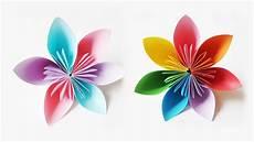 wundersch 246 ne origami blumen falten