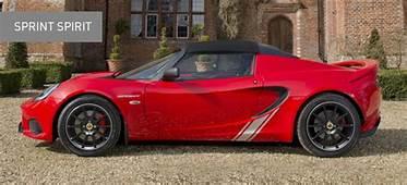 Lotus Thierry Verhiest &187 Elise Sprint 220