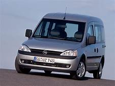 2003 Opel Combo Photos Informations Articles