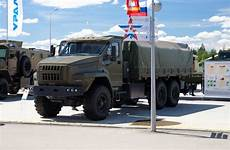 Ural Has Developed A New Russian Road 6x6 Truck