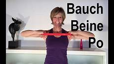 28 Min Bauch Beine Po Mit Gabi Fastner