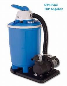 flow 7 sandfilteranlage 7 m std pool filter medipool test