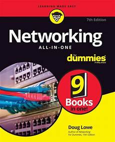networking all in one for dummies by doug lowe paperback barnes noble 174