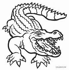alligator coloring pages cool2bkids
