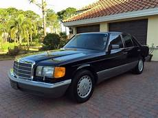 how does cars work 1988 mercedes benz s class parking system 1988 mercedes benz 300se sedan 1 owner 85k miles no reserve w126 se sel 420 560 classic