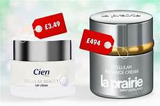 creme lidl lidl are launching a 163 3 49 cellular beauty cream and it costs 163 490 less than la prairie s version
