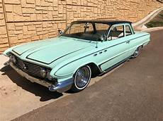 61 buick lesabre 2dr sedan flatroof mild custom cool classic buick lesabre 1961 for sale