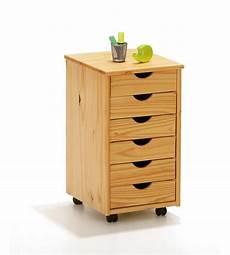 cassettiera 6 cassetti cassettiera 6 cassetti in pino massello finitura naturale