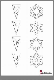 Schneeflocke Vorlage Zum Ausschneiden - schneeflocken basteln schneeflocken basteln basteln