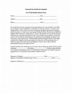 release of liability forms beauty salons mild style liability release form template legal