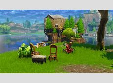 Fortnite Clay Pigeons   All Clay Pigeon Locations   Tips