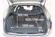 Audi A6 Avant Kofferraum Maße - adac auto test audi a4 allroad 2 0 tfsi quattro