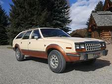 1982 AMC Eagle For Sale  ClassicCarscom CC 1158276