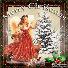 merry christmas nature picture 134880714 blingee com