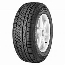 continental band conti 4x4 wintercontact pneus