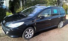 for sale black peugeot 307 sw se semi automatic estate tiptronic transmission in dalgety bay