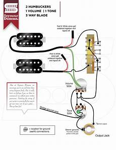Bridge Humbucker Seymour Duncan Part 14