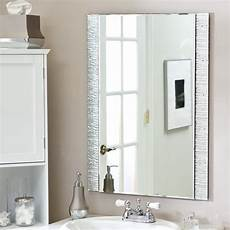 d 233 cor wonderland frameless molten wall mirror 23 5w x 31 5h in mirrors at hayneedle