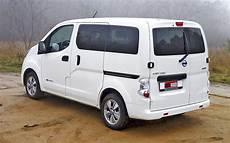 Nissan E Nv200 Evalia Elektro Automobil Revue