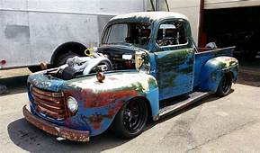 1949 Ford F 1 With A 1200 HP Cummins – Engine Swap Depot
