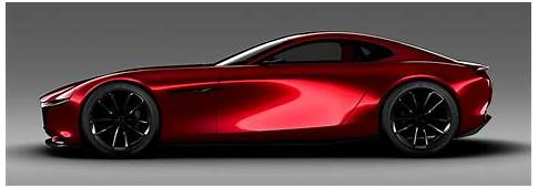Mazda RX VISION Rotary Sports Car Concept  Inside