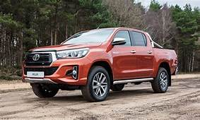 2019 Toyota Hilux Diesel Usa  Cars Review Release