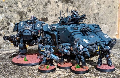 Goonhammer Raven Guard