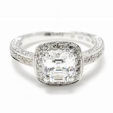 square diamond wedding rings wedding and bridal inspiration