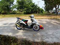 Babylook Mio Gt by Modifikasi Motor Mio Babylook Pecinta Modifikasi