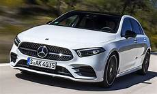 Neue Mercedes A Klasse 2018 Erste Testfahrt