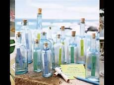 diy beach wedding decor ideas diy beach wedding table decorating ideas youtube